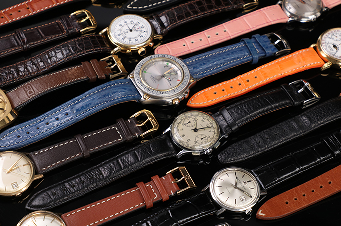 Find vintage watches at ratisbon's!