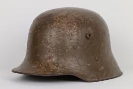 WK1 M17 Austrian helmet