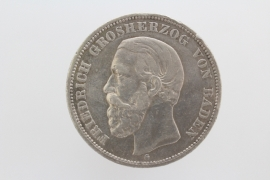 5 MARK 1898 G - FRIEDRICH I (BADEN)