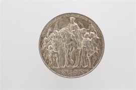 2 MARK 1913 A - WILHELM II (PRUSSIA)