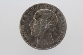 1 TALER 1866 - GEORG (HANNOVER)