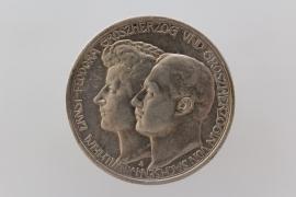 3 MARK 1910 A - WILHELM I (SAXONY MEININGEN)
