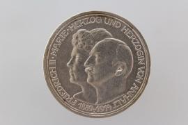 3 MARK 1914 A - FRIEDRICH II (ANHALT)