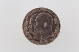 2 MARK 1904 A - ERNST LUDWIG (HESSE)