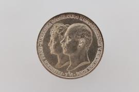 2 MARK 1904 A - FRIEDRICH FRANZ (MECKLENBURG SCHWERIN)