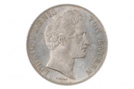 DOPPELGULDEN 1846 - LUDWIG I (BAVARIA)