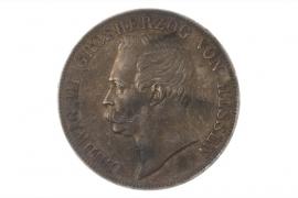 1 TALER 1863 - LUDWIG III (HESSE)