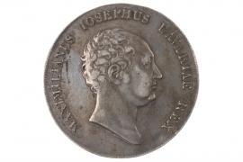 1 TALER 1814 - MAXIMILIAN JOSEPH (BAVARIA)