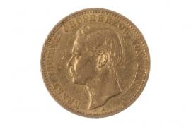 20 MARK 1903 A - ERNST LUDWIG (HESSE)