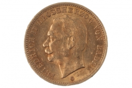 20 MARK 1912 G - FRIEDRICH II (BADEN)