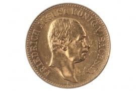 20 MARK 1905 E - FRIEDRICH AUGUST (SAXONY)