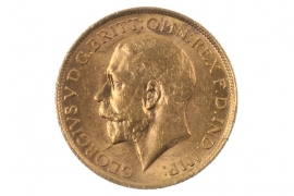 1 POUND 1916 - SOVEREIGN - GEORGE (SYDNEY)