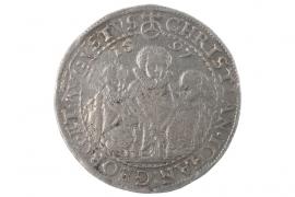 1 TALER 1597 - CHRISTIAN II (SAXONY)