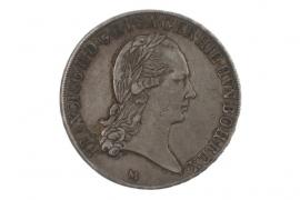 1 TALER 1796 M - FRANZ II (AUSTRIA)
