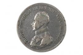 1 TALER 1818 A - FRIEDRICH WILHELM III (PRUSSIA)