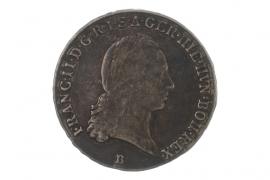 1/2 TALER 1797 B - FRANZ II (AUSTRIA)