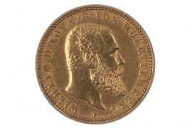 10 MARK 1905 F - WILHELM II (WÜRTTEMBERG)