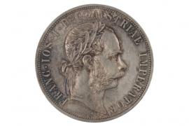 DOPPELGULDEN 1892 - FRANZ JOSEF I (AUSTRIA)