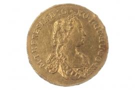 1 DUKAT 1765 - MARIA THERESIA (HUNGARY)