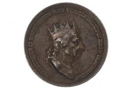 MEDAL 1786 - FRIEDRICH II (BRANDENBURG)