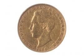 2000 REIS 1866 - LUIS I (PORTUGAL)