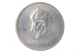 3 REICHSMARK 1932 F - GOETHE