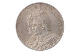 2 MARK 1901 A - WILHELM II (PRUSSIA)