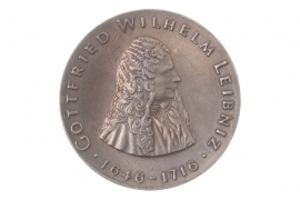 20 MARK 1966 - WILHELM LEIBNIZ