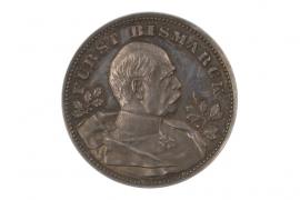 MEDAL 1895 - BISMARCK (80TH ANNIVERSARY)