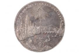 1 TALER 1772 - FRANKFURT CITY