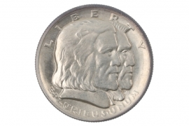 1/2 DOLLAR 1936 - LONG ISLAND (USA)