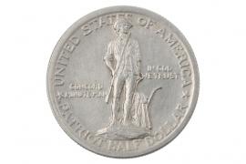 1/2 DOLLAR 1925 - LEXINGTON (USA)
