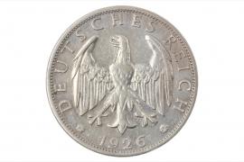 2 REICHSMARK 1926 J