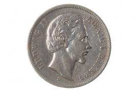 5 MARK 1874 D - LUDWIG II (BAYERN)