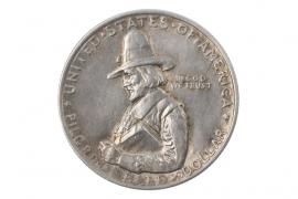 1/2 DOLLAR 1920 - PILGRIM (USA)