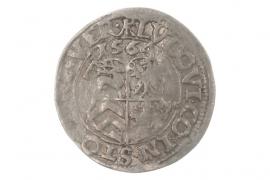 2 KREUZER 1564 - LUDWIG II (STOLBERG/NÖRDLINGEN)