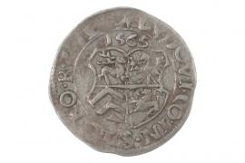 1/2 BATZEN 1565 - LUDWIG II (STOLBERG/ROCHETFORT)