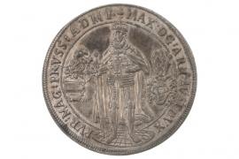 1 TALER 1603 - MAXIMILIAN (TEUTONIC ORDER)