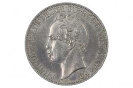 1 TALER 1863 - LEOPOLD FRIEDRICH (ANHALT)
