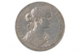 1 TALER 1865 - FRANKFURT