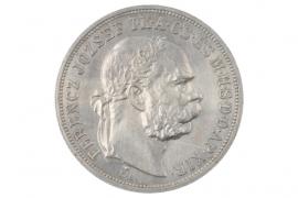 5 KORONA 1908 - FRANZ JOSEPH (HUNGARY)