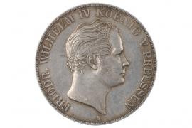 2 TALER - 3 1/2 GULDEN 1841 - FRIEDRICH WILHELM IV (PRUSSIA)