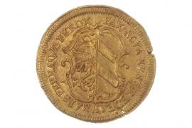 1 DUKAT 1644 - NUREMBERG CITY
