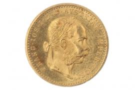 1 DUKAT 1910 - FRANZ JOSEPH I (AUSTRIA)