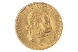 1 DUKAT 1896 - FRANZ JOSEPH I (AUSTRIA)