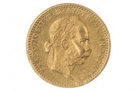 1 DUKAT 1895 - FRANZ JOSEPH I (AUSTRIA)