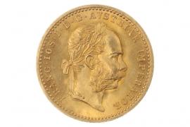 1 DUKAT 1898 - FRANZ JOSEPH I (AUSTRIA)