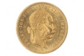 1 DUKAT 1909 - FRANZ JOSEPH I (AUSTRIA)