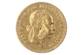 1 DUKAT 1894 - FRANZ JOSEPH I (AUSTRIA)