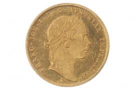 1 DUKAT 1859 - FRANZ JOSEPH I (AUSTRIA)